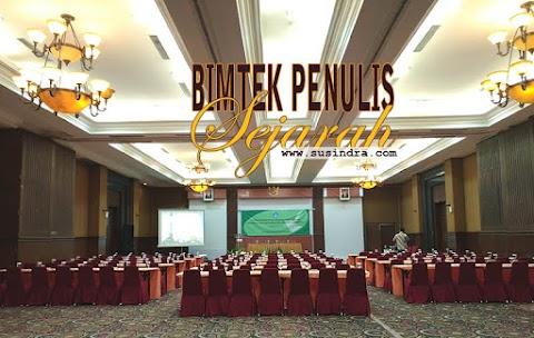 Belajar Sejarah dari Awal di Bimtek Penulis Sejarah di Semarang