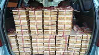 Snack box murah daerah Bekasi