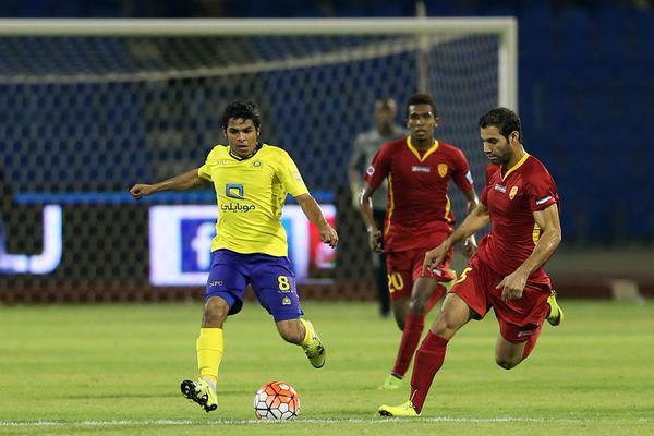 مشاهدة مباراة النصر والقادسية بث مباشر بتاريخ 09-12-2017 الدوري السعودي