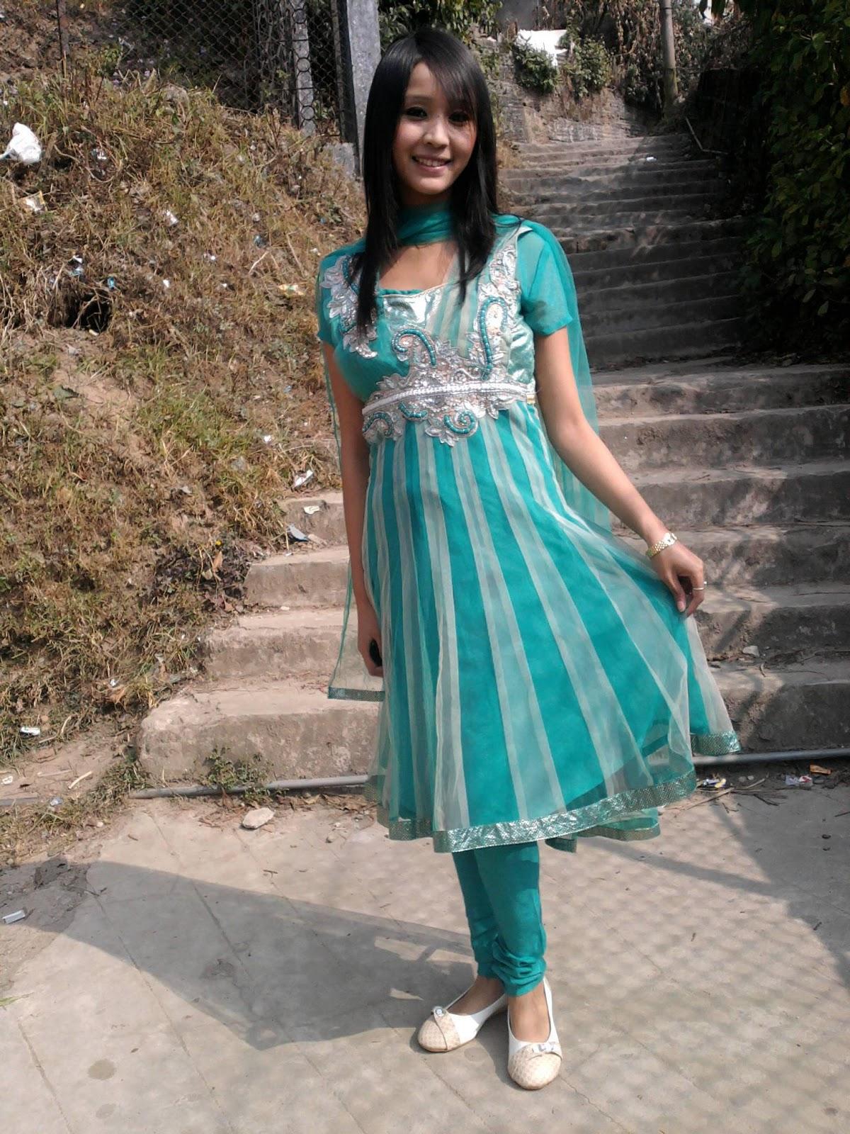 Cute Girls Nepali Girls 5-8436