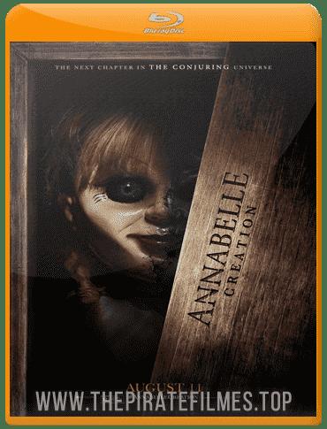 Baixar Filme Annabelle 2 A Criação do Mal Torrent