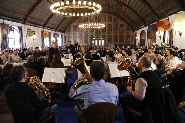 Munich Philharmonic records Marches under Zubin Mehta