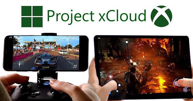 La plataforma en nube de Microsoft Project xCloud, tendrá una prueba abierta con Gears 5.