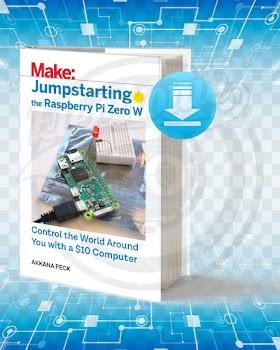 Download Jumpstarting the Raspberry Pi Zero W pdf.