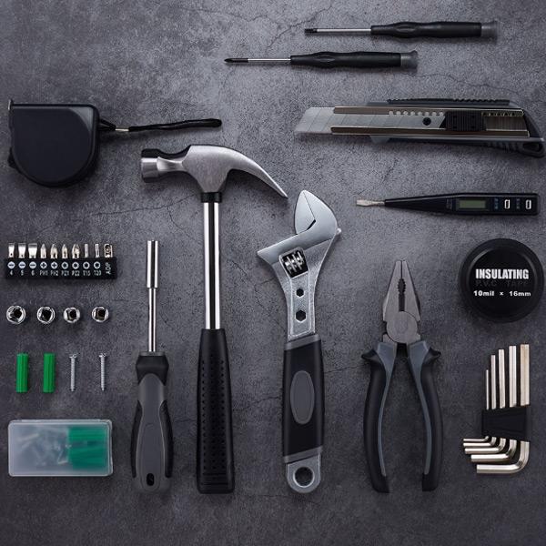 Xiaomi Youpin JIUXUN TOOLS 60 in 1 - A mala de ferramentas perfeita para as Broicolas lá de casa