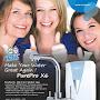 美國 PurePro® X6 -208 紫外線鹼性RO活水機 - 搭配RO三用龍頭. 廚房水龍頭No.208