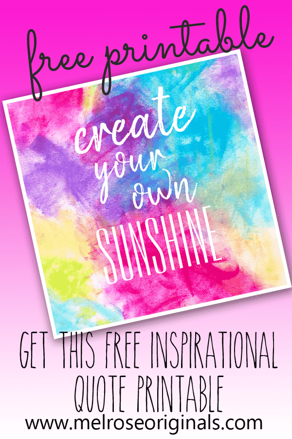pinnable image of freebie printable wall art