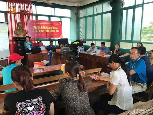 Khởi tố 5 'cò đất' thu lợi bất chính nửa tỉ đồng, chuyên 'quấy phá' thị trường đất ở Nghệ An