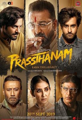 Prassthanam 2019 Hindi 720p HDRip 1GB