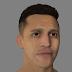 Sánchez Alexis Fifa 20 to 16 face