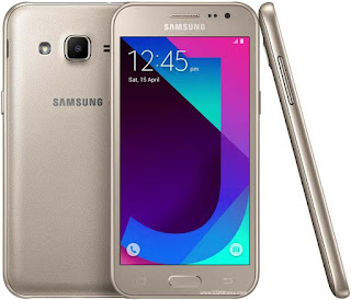Samsung Galaxy J2 (2017) Warna Emas
