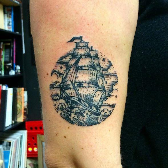 Ship Tattoos