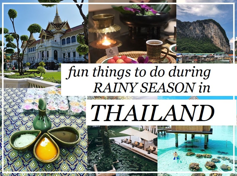 What To Do On A Rainy Day In Thailand