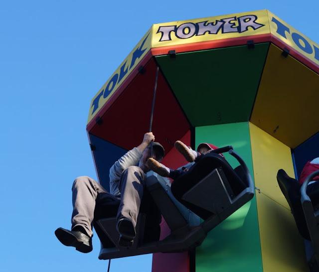 Die Tolk-Schau: Ein spannender Familien-Freizeitpark für Groß und Klein. Vom Tolk Tower aus hat man eine tolle Aussicht.