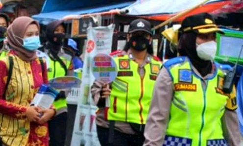 Membangun kesadaran masyarakat, Polres Sukabumi Gelar Operasi Yustisi