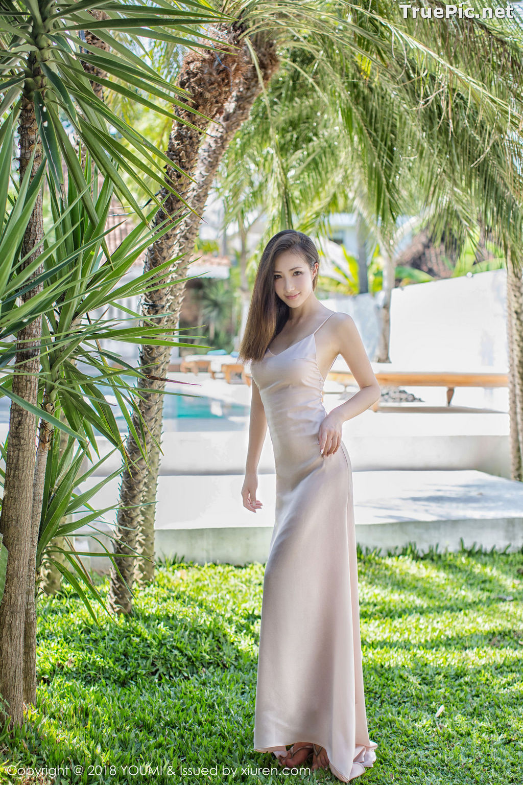 Image YouMi Vol.156 – Chinese Model Yumi Youmei (尤美) – Beautiful Summer In Bali - TruePic.net - Picture-6