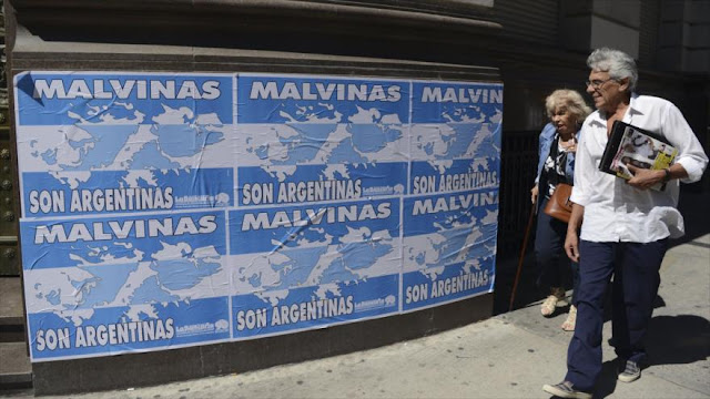 Argentina a Londres: No renunciamos a recuperar las Malvinas