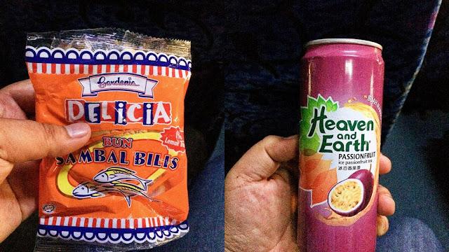 roti ikan bilis malaysia
