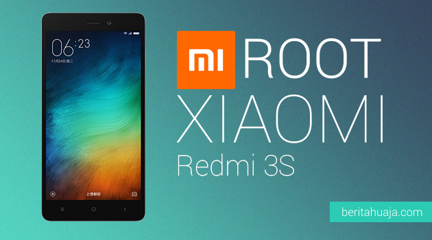 How To Root Xiaomi Redmi 3S And Install TWRP Recovery