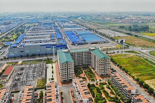 Quy hoạch khu công nghiệp gắn với phát triển đô thị, dịch vụ