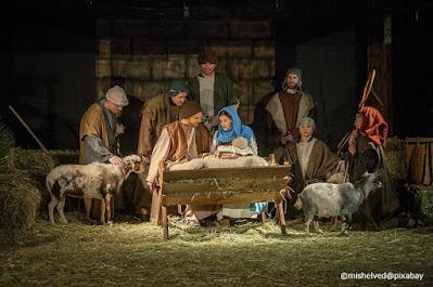 Adoriamo il Signore che nasce in una mangiatoia