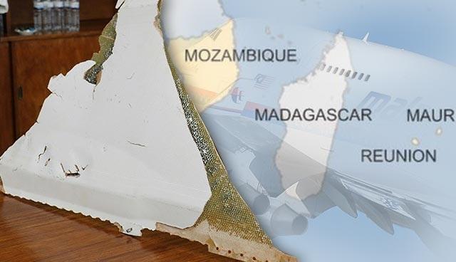 Malaysia Mahu Ambil Serpihan Pesawat Terbaru Di Mozambique