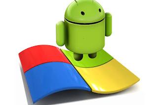 cara install android di pc menggunakan emulator