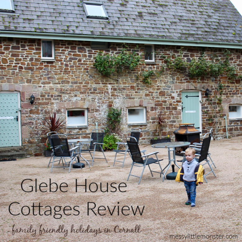Glebe house cottages review