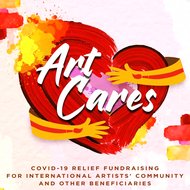 International Artists Unite For COVID 19 Relief Drive