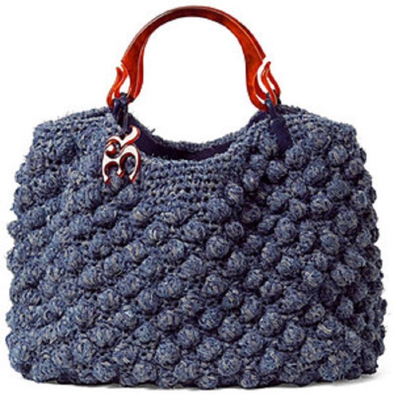 Bolsa De Mao Em Croche : Crochelinhasagulhas bolsa de croch?