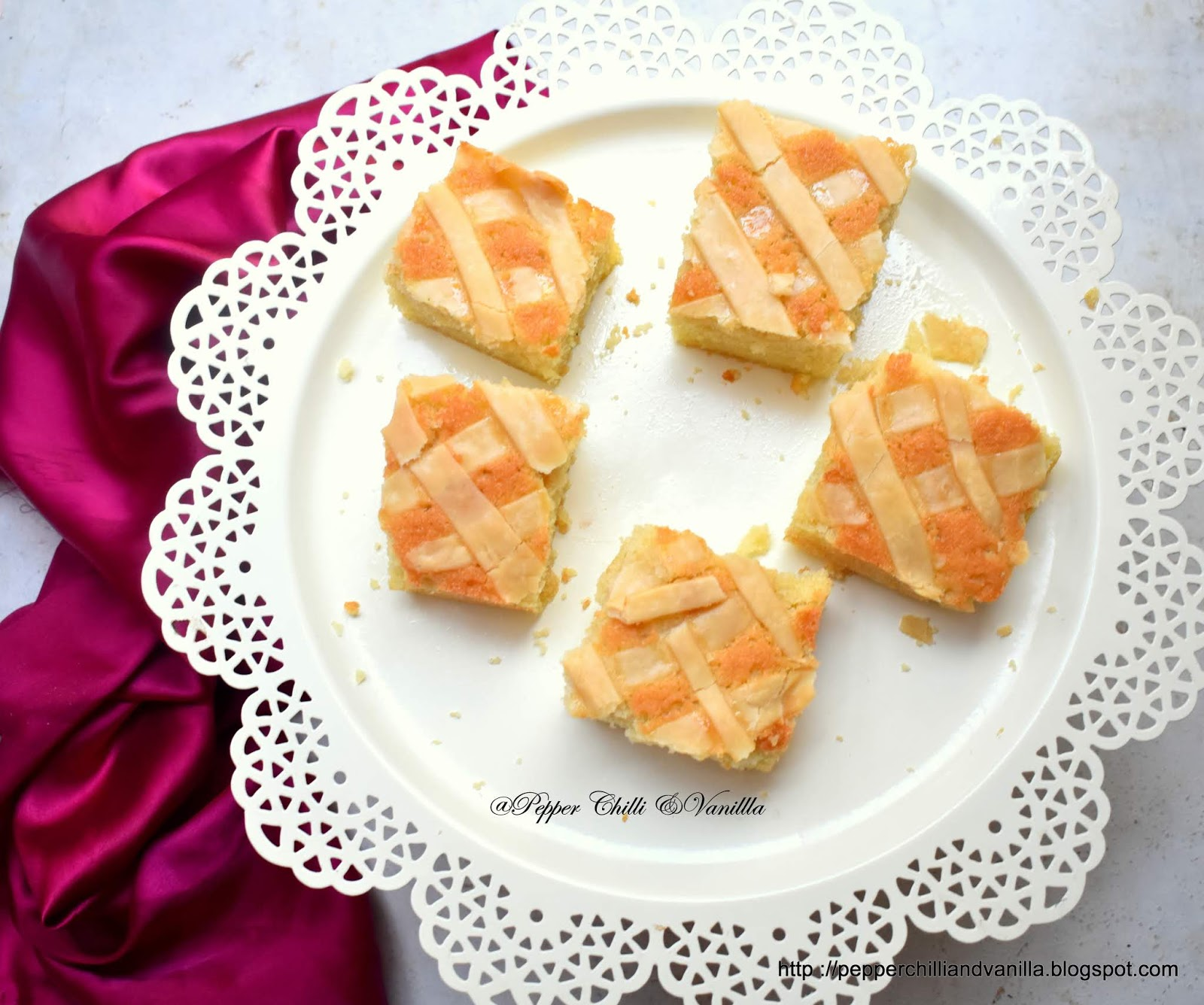 how to make goan baath cake