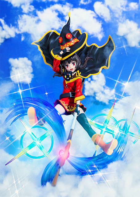 CAworks Megumin: Anime Opening Edition de KONOSUBA
