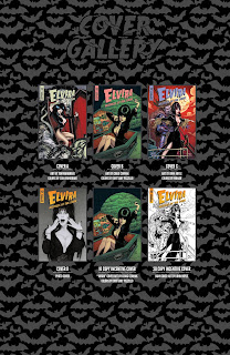 Elvira: Mistress of the Dark #12 Cover Gallery Page 1 from Dynamite Entertainment