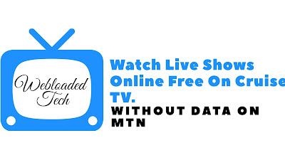 watch live shows online free