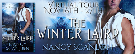 Blog Tour: The Winter Laird by Nancy Scanlon; Review + Giveaway