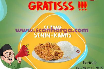 Promo KFC Terbaru 6 - 29 Mei 2019
