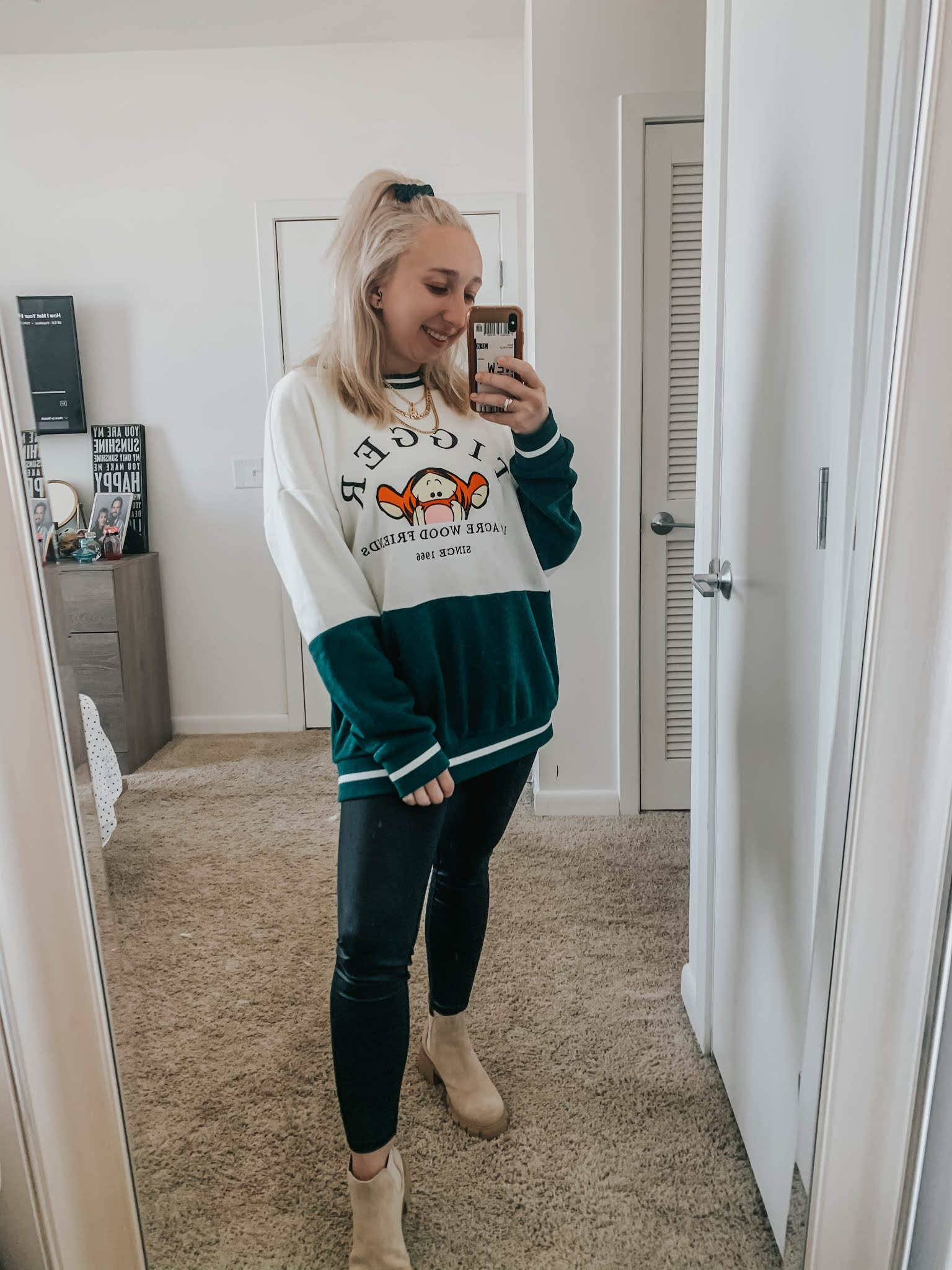 Winter Disney Outfit