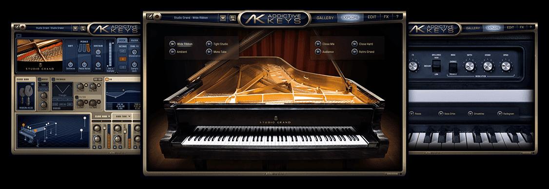 Pianos Virtuais