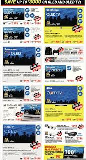 Visions Electronics Weekly Flyer November 24 - 30, 2017 Black Friday