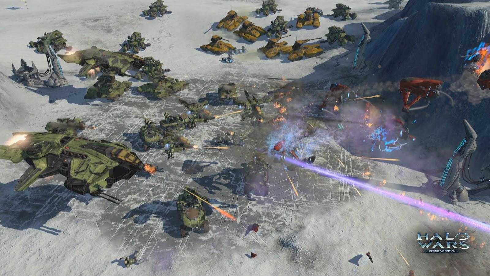 Halo Wars Definitive Edition ESPAÑOL PC Full + Hotfix 2 (CODEX) + REPACK 2 DVD5 (JPW) 4