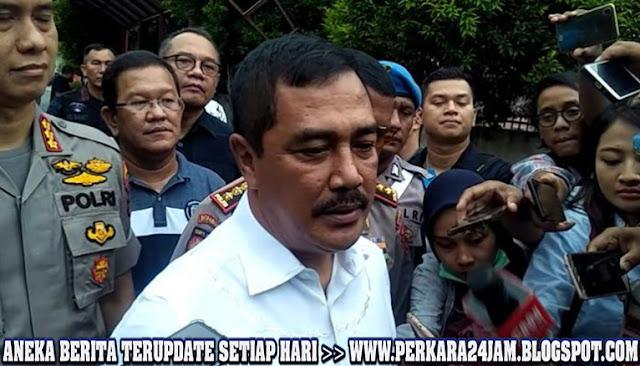 Tertangkapnya Terduga Teroris Perakit Bom Mapolrestabes Medan