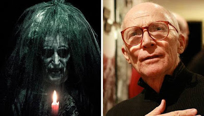 Actor de fantasma Insidious o La noche del demonio