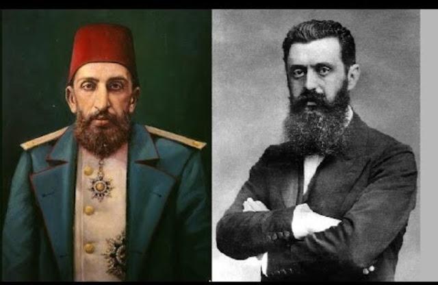 Sultan Hamid II Tolak Tawaran Yahudi Menempati Palestina dengan Iming-iming Lunasi Hutang Ottoman
