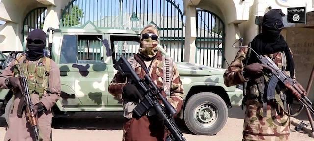 Boko Haram Commander, family surrender in Borno