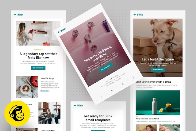Responsive HTML Email Newsletter Templates