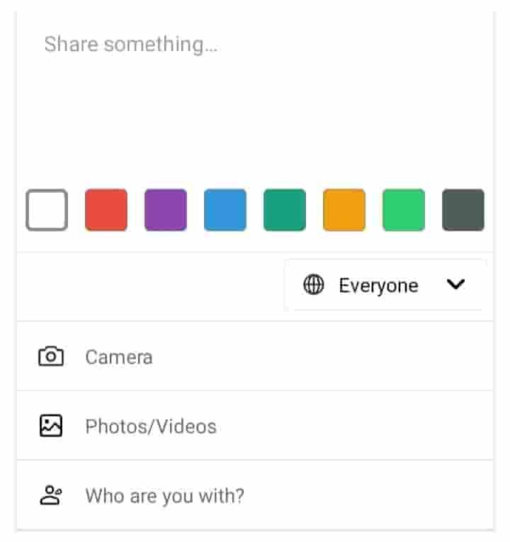 Elyments app post editor