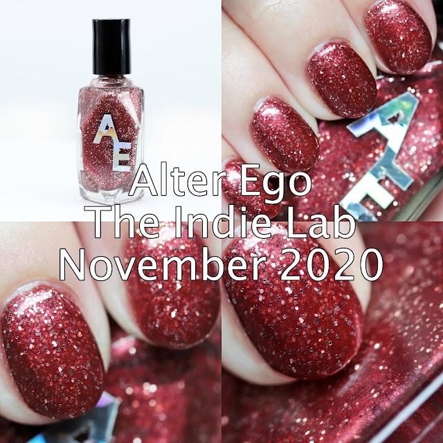 Alter Ego The Indie Lab Steam Punk November 2020