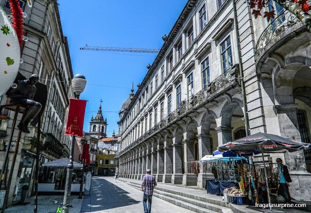Centro Histórico de Braga, Portugal
