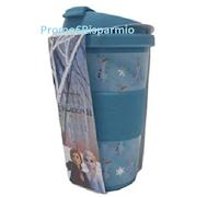 Logo Vinci 500 tazze Termiche Frozen II con Glade - Ipersoap! Anticipazione