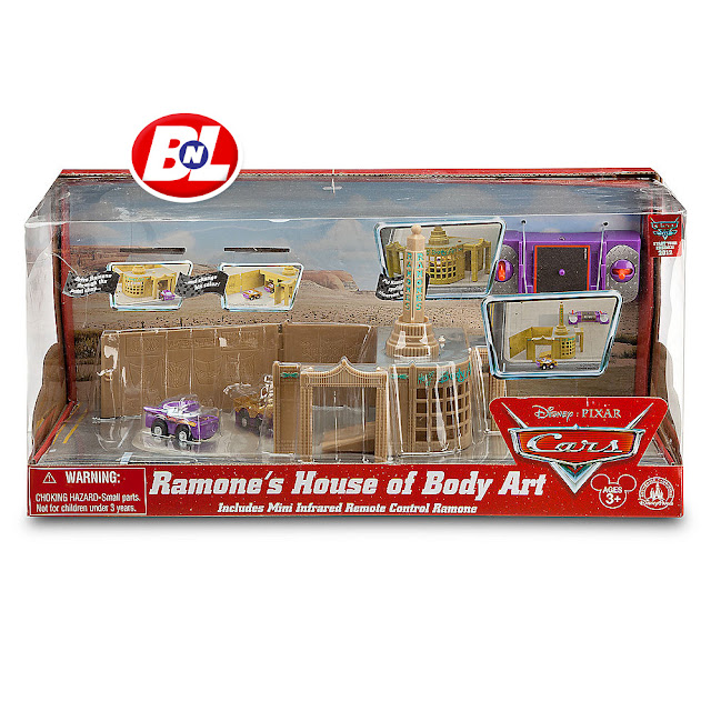 Welcome On Buy N Large Cars Ramone S House Of Body Art